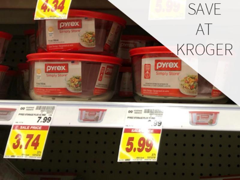 Pyrex Bakeware As Low As $3.74 At Kroger