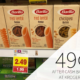 Barilla Chickpea And Red Lentil Pasta Only 49¢ At Kroger