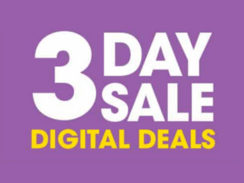 Load Your Coupons For The 3 Days Of Digital Deals (Valid 11/8 to 11/10)