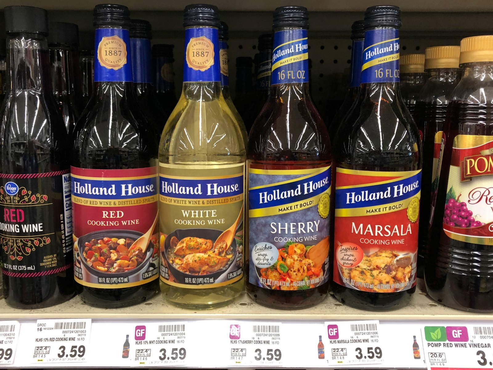 Easy Weeknight Chicken Piccata - Save On Holland House Cooking Wine At Kroger! 3