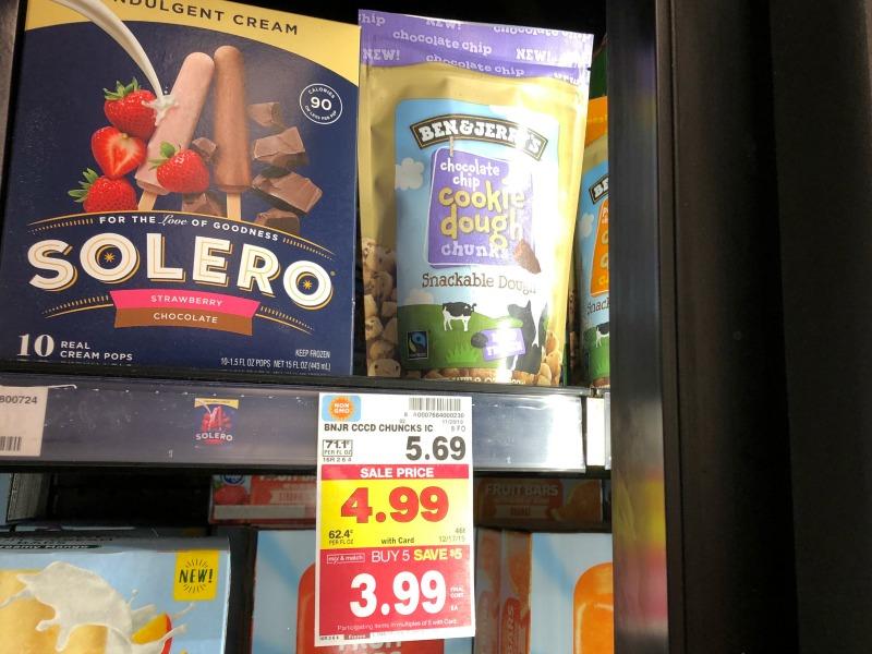 Ben & Jerry's Ice Cream Just $2.49 At Kroger 1