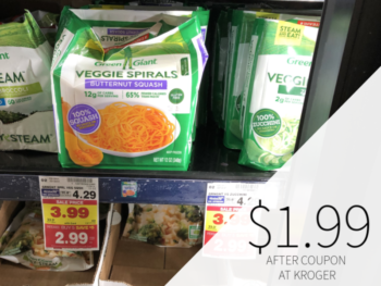 Green Giant Veggie Tots Just $1.99 At Kroger 1