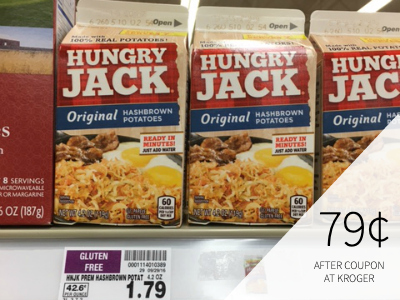 Nice Deals On Hungry Jack Potatoes At Kroger