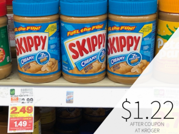 Skippy Peanut Butter 1