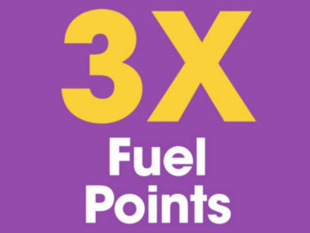 3x Kroger Fuel Points When You Buy Produce, Floral, Meat & Seafood (Coupon Valid Through 2/4)