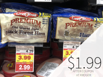 Land O' Frost Premium Lunch Meat Just $1.99 At Kroger