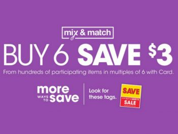 Kroger What A Deal! Buy 5, Save $5 Mega Sale Full Inclusion List (Valid 12/26 - 1/7)