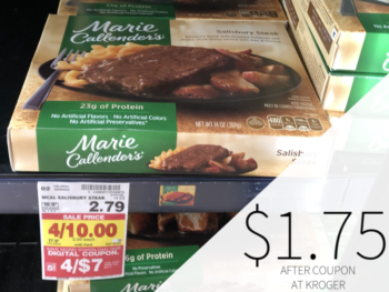 Marie Callender's, Hungry-Man, & Banquet Mega Bowls Only $1.75 At Kroger 1