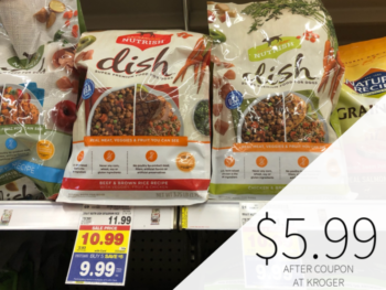 Rachael Ray Nutrish Dry Dog Food Only $