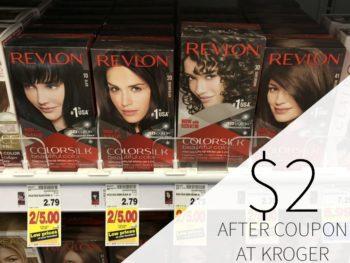 Revlon Hair Color Just $2 Each At Kroger