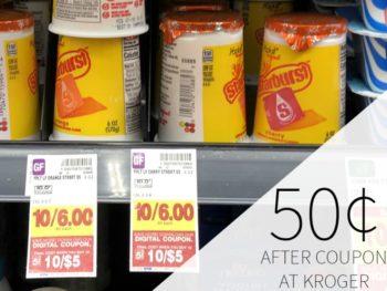 Yoplait Yogurt Just 50¢ Per Cup At Kroger