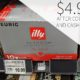 illy Coffee K-Cups Just $4.99 At Kroger