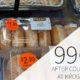 Bakery Fresh Glazed Donuts Just 99¢ At Kroger