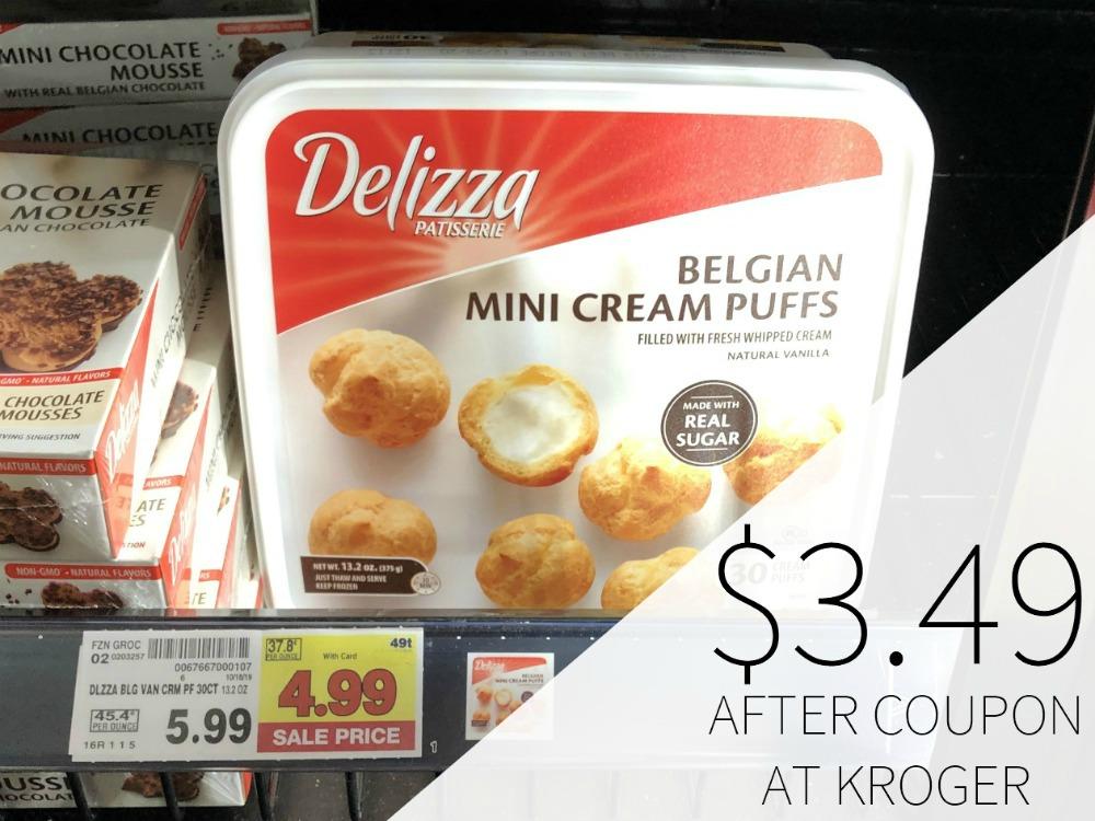 Delizza Desserts Just 3 49 At Kroger