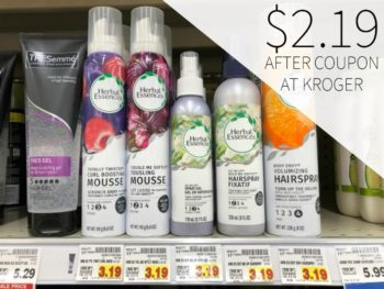 Herbal Essences Hair Spray Just .19
