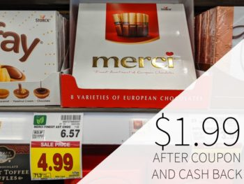 Merci Chocolate As Low As $1.99