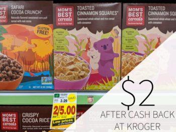 Mom's Best Cereal Just $2 At Kroger