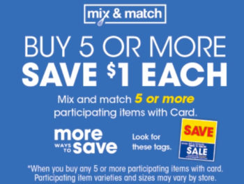Kroger What A Deal! Mega Sale Full Inclusion List (Valid 5/27 to 6/09)