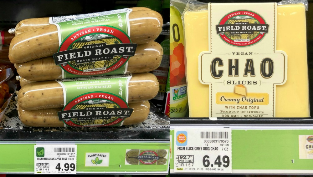 Field Roast Plant-Based Sausage Just $2.49 At Kroger 1