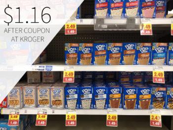 Pop Tarts Just $1.16 Per Box At Kroger