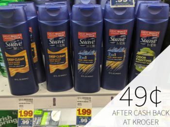 Suave Body Wash Just 49¢ At Kroger