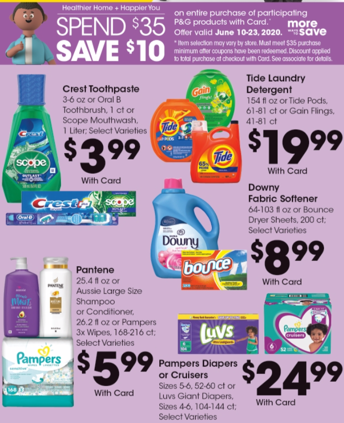Kroger Ad & Coupons Week Of 6/10 to 6/16 - New Mega Sale Starts!