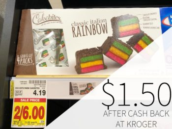 Cakebites Just $1.50 At Kroger