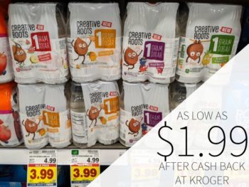 Creative Roots Coconut Water Beverage As Low As $1.99 At Kroger