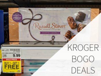 Kroger BOGO Deals Week Of 6/5