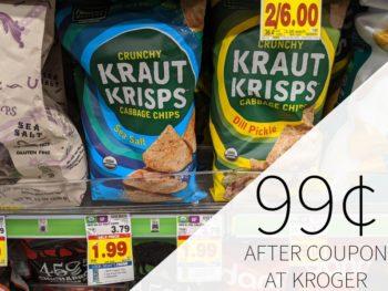 Kraut Krisps Just 99¢ At Kroger