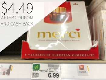 Merci Chocolate As Low As $4.49