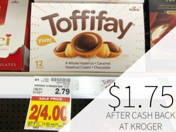 Toffifay Just $1.75 At Kroger