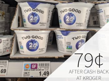 Two Good Greek Yogurt Just 79¢ At Kroger 2