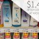 Dove Hair Care Just $1.49 Per Bottle At Kroger
