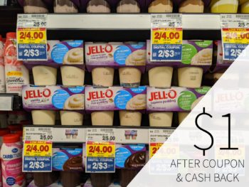 Jell-O Cups Just $1.50 Per Pack At Kroger 1