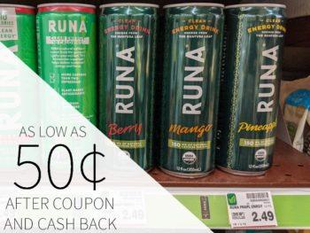 Runa Energy Drink