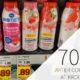 Senor Gusto Yogurt Smoothies Just 70¢ Each At Kroger