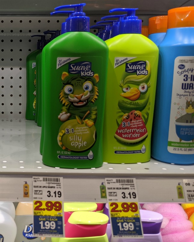 Suave Kids Hair Care As Low As 49¢ At Kroger 1