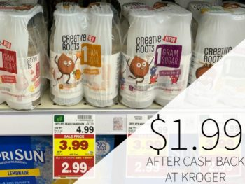 Creative Roots Coconut Water Beverage As Low As 99¢ At Kroger 1