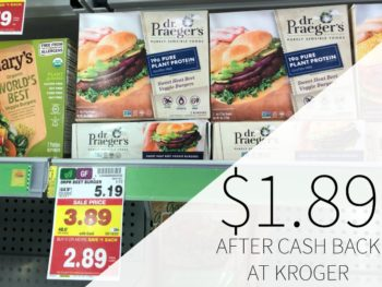 Dr. Praeger's Pure Plant Protein Just $1.89 At Kroger