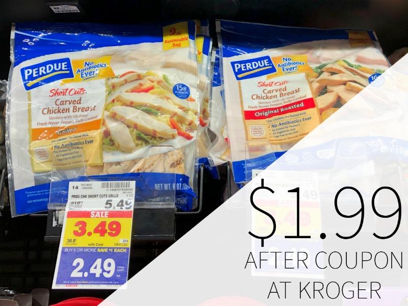 Perdue Short Cuts Just .99 At Kroger
