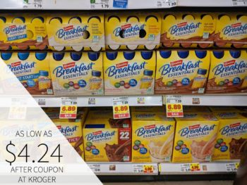 Load The Digital Coupon And Save On Carnation Breakfast Essentials® Products At Kroger