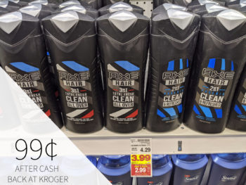 Axe Body Wash Or Deodorant Just $1.49 At Kroger 1