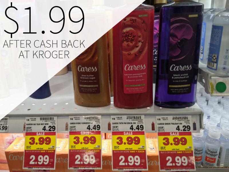 Caress Body Wash Just .99 At Kroger 1