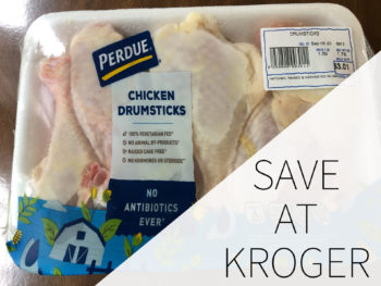 Fantastic Deal On Perdue Chicken At Kroger
