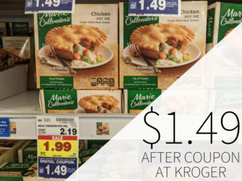 Marie Callender's Pot Pies Only $1.49 Each At Kroger