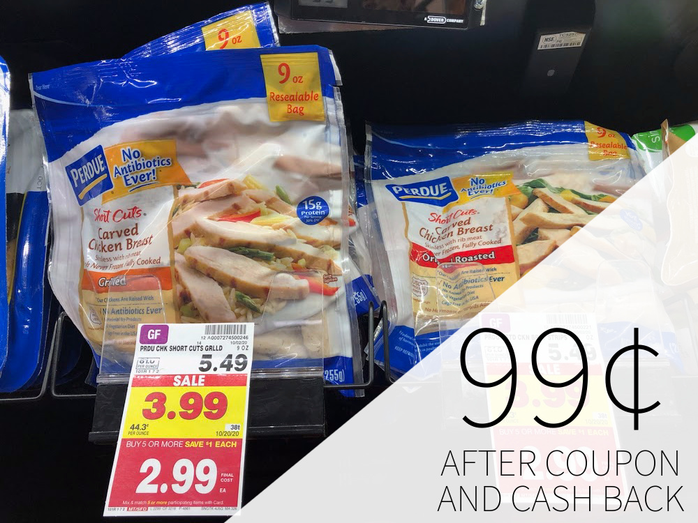 Perdue Short Cuts As Low As .49 At Kroger 1