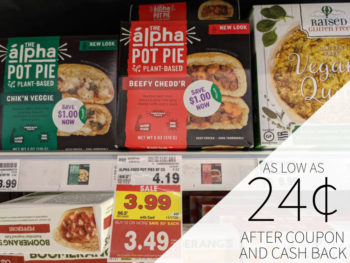 The Alpha Pot Pie As Low As 24¢ At Kroger