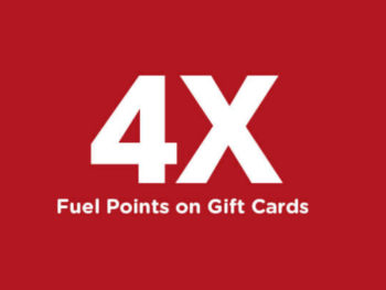 4x Kroger Fuel Points When You Buy Gift Cards 1