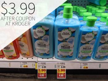Herbal Essences Shampoo And Conditioner